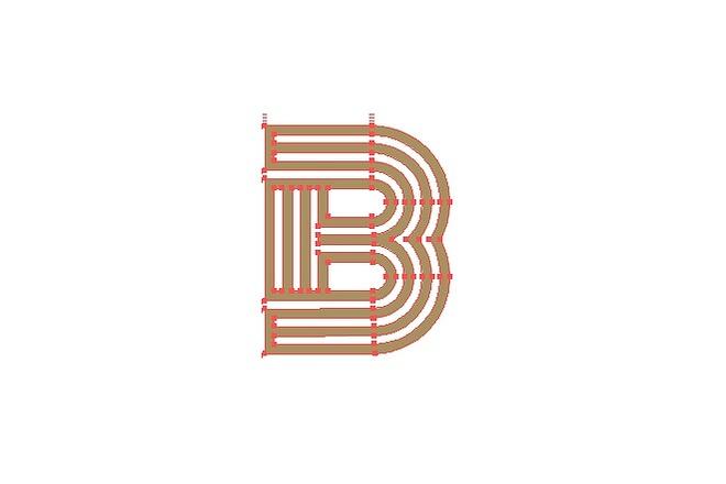 Отрисовка логотипа в векторе. Молниеносно 12 - kwork.ru