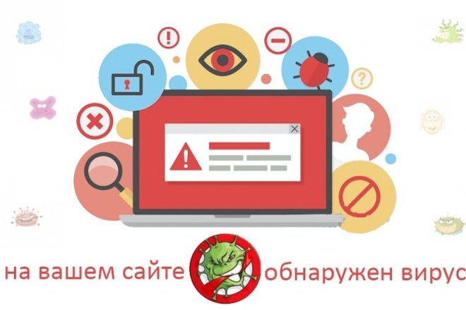 Удалю вирусы на вашем сайте ModX 1 - kwork.ru
