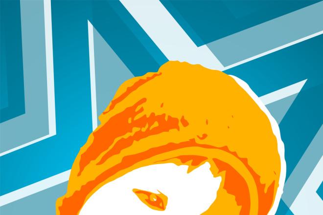 Ультрамодные Аватарки для Соцсетей - Макет Бесплатно 3 - kwork.ru