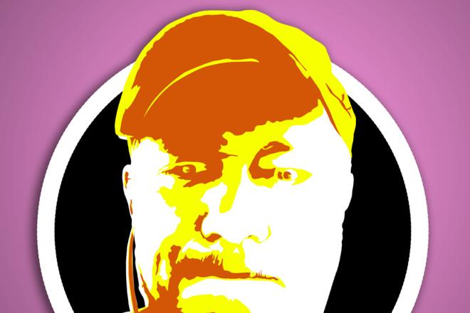 Ультрамодные Аватарки для Соцсетей - Макет Бесплатно 6 - kwork.ru
