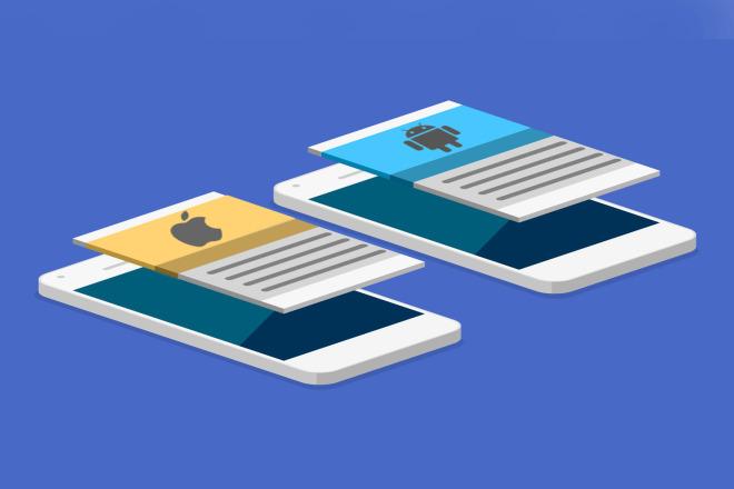Скопирую Android приложение на iOS 4 - kwork.ru