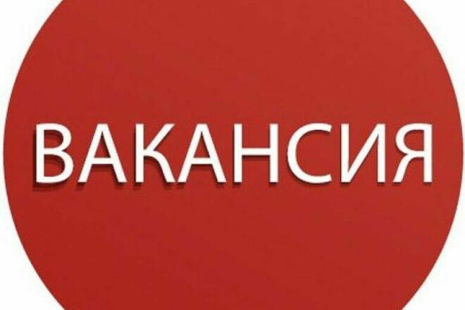 Составлю вакансию+ БОНУС 1 - kwork.ru
