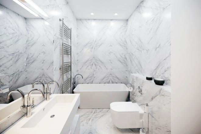 Дизайн ванной комнаты 12 - kwork.ru