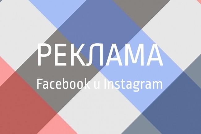 Создание и настройка рекламы в Facebook 1 - kwork.ru