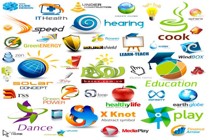 Создам качественный логотип и favicon 5 вариантов 8 - kwork.ru