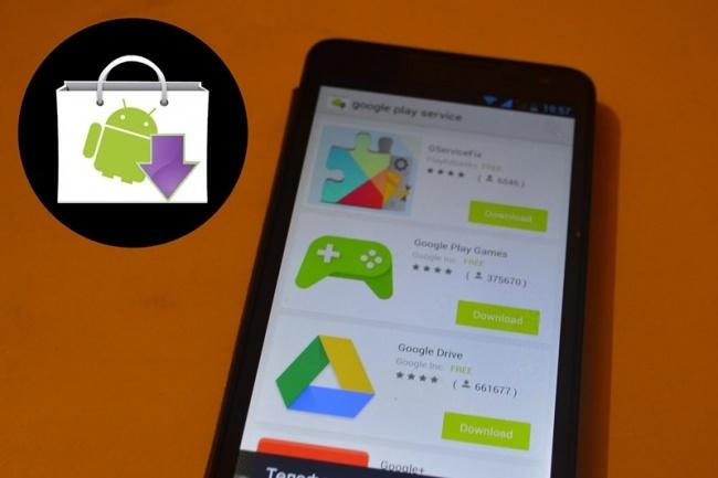 Сделаю 50 установок Вашего мобильного приложения из Google Play Market 2 - kwork.ru