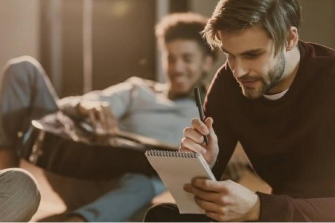 Напишу для вас стихи,песни,прозу. Все зависит от вашего желания 1 - kwork.ru