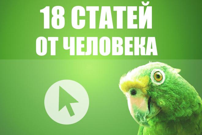 Ручное написание статей с использованием пирамиды ссылок 1 - kwork.ru
