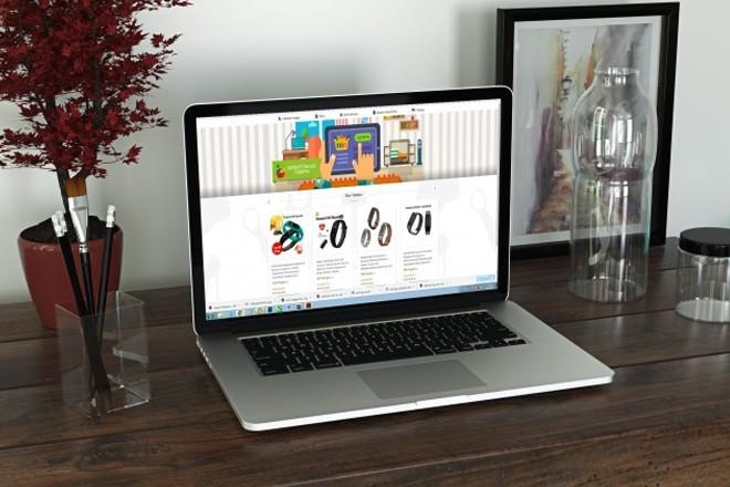 Создам сайт для заработка с Aliexpress 26 - kwork.ru