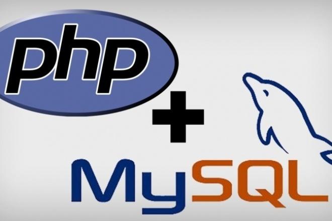Скрипт PHP 1 - kwork.ru