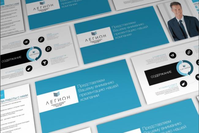 Слайд презентации 9 - kwork.ru