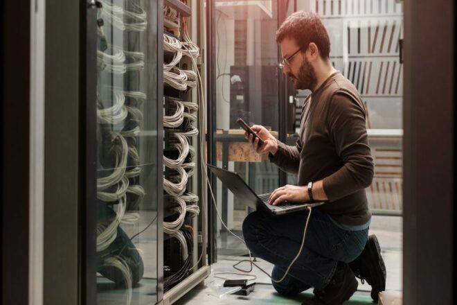 Администрирование серверов, VPS 1 - kwork.ru