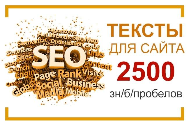 СЕО тексты. Уникальные, оптимизированные 1 - kwork.ru