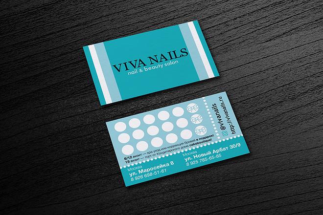 Дизайн оригинальных визиток 8 - kwork.ru
