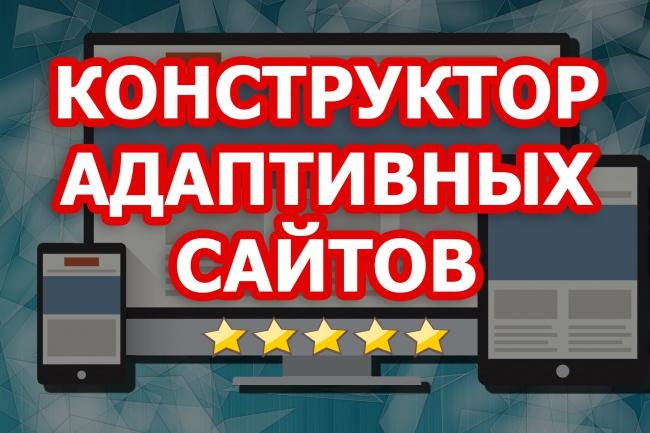 Конструктор landing Page Без Ежемесячной Платы 1 - kwork.ru