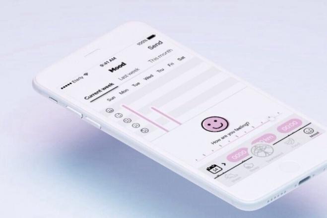 Дизайн 1 экрана мобильного приложения 6 - kwork.ru