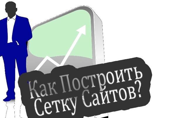 Как Начать создание Сетки Сайтов 1 - kwork.ru