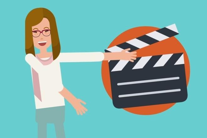 Создам анимационный ролик для рекламы в инстаграм, фейсбук, контакте 1 - kwork.ru