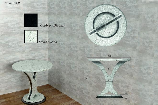 Моделирование мебели 84 - kwork.ru
