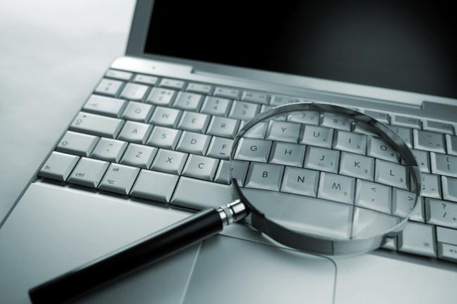 Соберу любую информацию в интернете 1 - kwork.ru