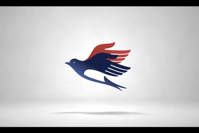 Создам  анимацию логотипа 3 - kwork.ru