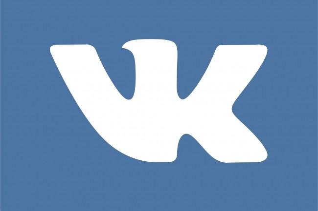 Наберу 250 целевых подписчиков в вк 1 - kwork.ru