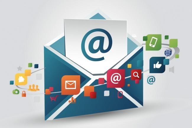 Разработаю шаблон письма для email рассылки 24 - kwork.ru