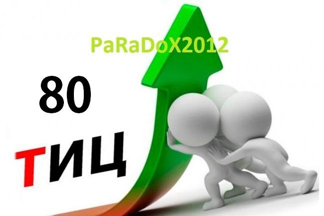 Подберу для Вас 1 освобождающийся домен с Тиц 80 в зоне RU 1 - kwork.ru