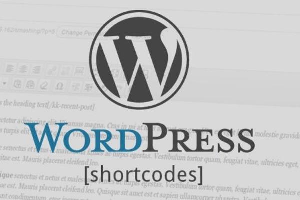 Напишу shortcode (шорткод) для wordpress 1 - kwork.ru