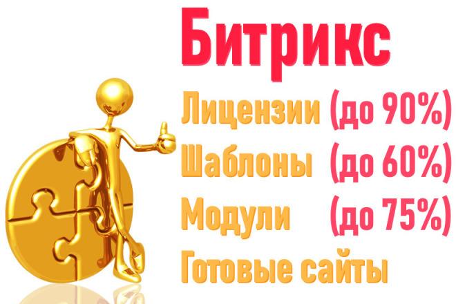 Продление, обновление лицензии Битрикс, Битрикс24 1 - kwork.ru