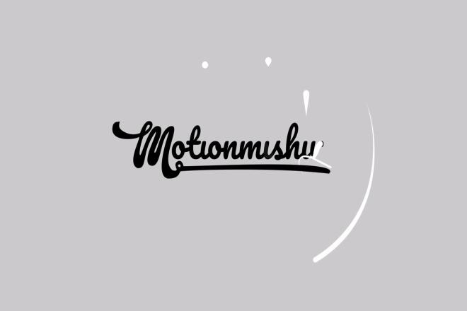 Сделаю анимацию логотипа. Без шаблонов 1 - kwork.ru