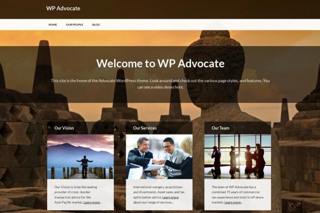 Установка и настройка шаблона Wordpress 1 - kwork.ru