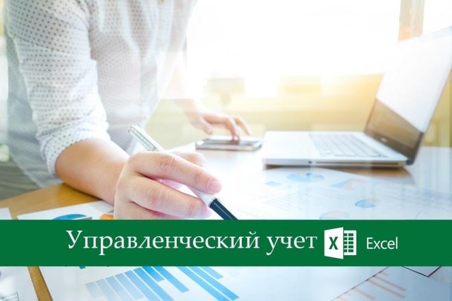 Курс. Бюджетирование и управленческий учёт в Excel 1 - kwork.ru