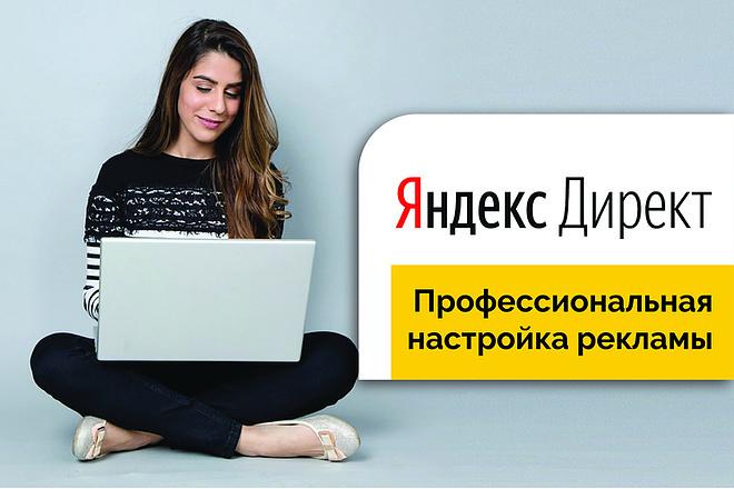 Настройка рекламы Яндекс Директ под ключ 1 - kwork.ru