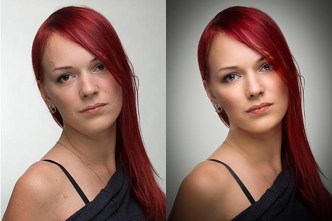Профессиональная ретушь и обработка фотографий 37 - kwork.ru