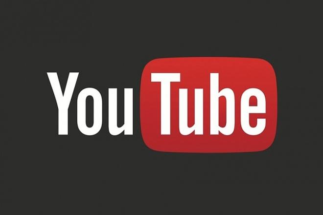 Скачаю с YouTube до 80 Гб любых видео в наивысшем качестве 1 - kwork.ru