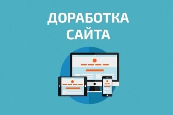 Доработка или создание PHP скриптов для вашего сайта. Правки на сайте 1 - kwork.ru