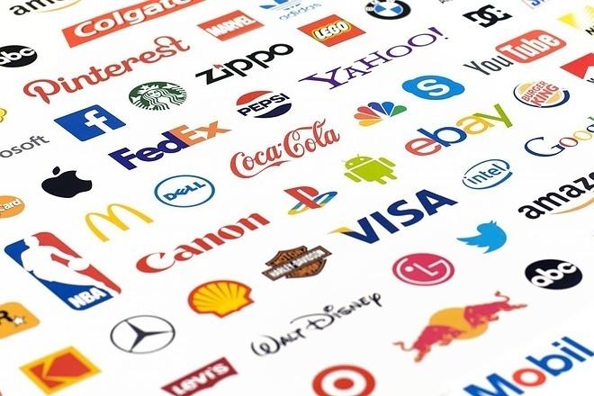 Логотипы для сайта и бизнеса. Высокое качество 4 - kwork.ru