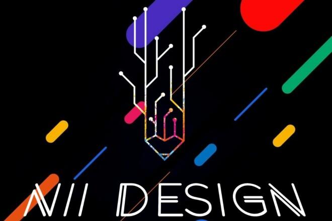Создам лого 10 - kwork.ru