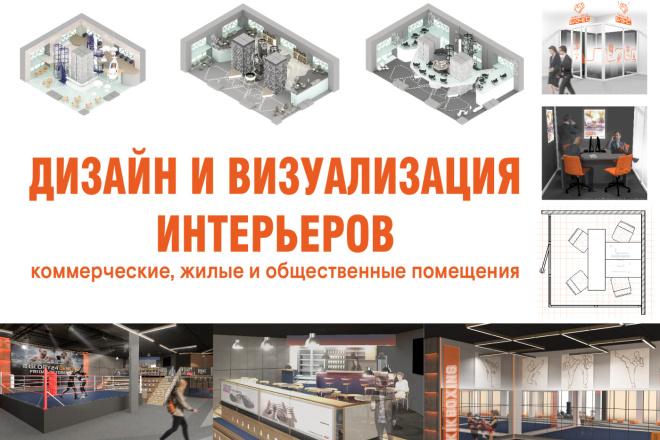 Визуализация интерьера 19 - kwork.ru