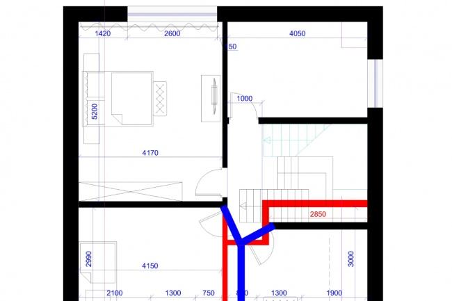 Отрисовка в AutoCAD и Corel Draw 11 - kwork.ru