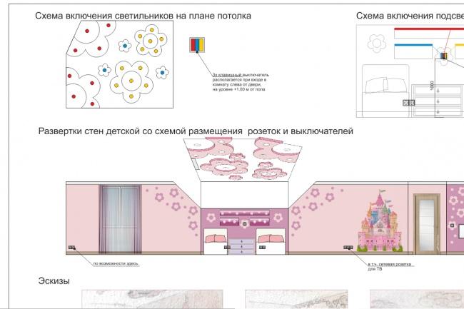 Отрисовка в AutoCAD и Corel Draw 8 - kwork.ru