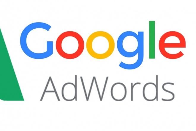 Настройка рекламы в Гугл Адс. Сертифицированный специалист 1 - kwork.ru