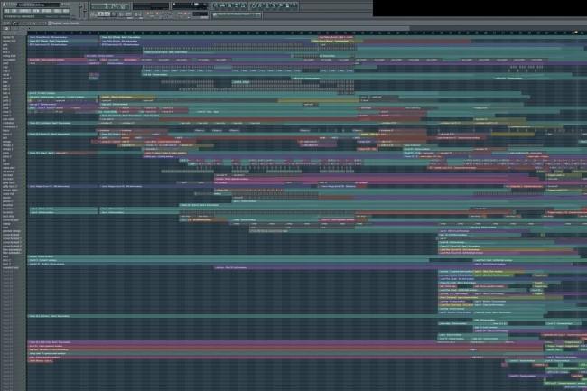 Напишу минус, бит в стиле Hip-hop, Trap, Grime, Reggae, Ghostemane 1 - kwork.ru