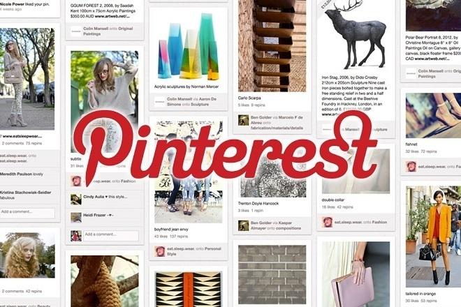 Ведение Pinterest 1 - kwork.ru