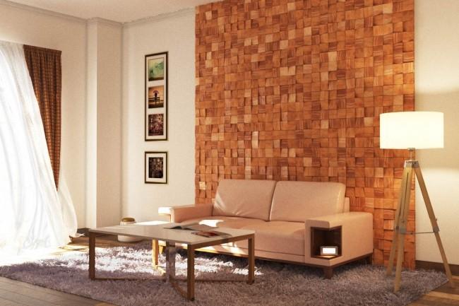 Выполню 3D визуализацию интерьера квартиры, дома, офисного помещения 18 - kwork.ru