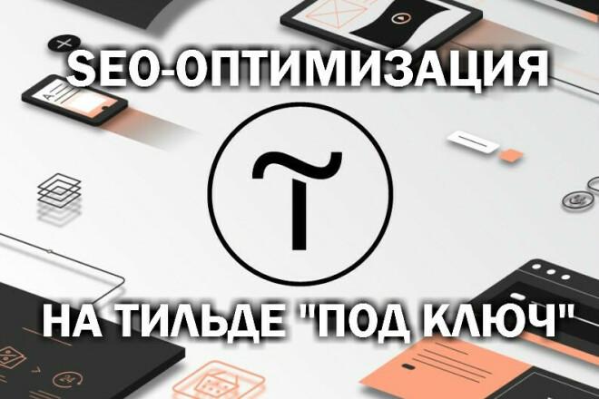 SEO оптимизация на Тильде 1 - kwork.ru