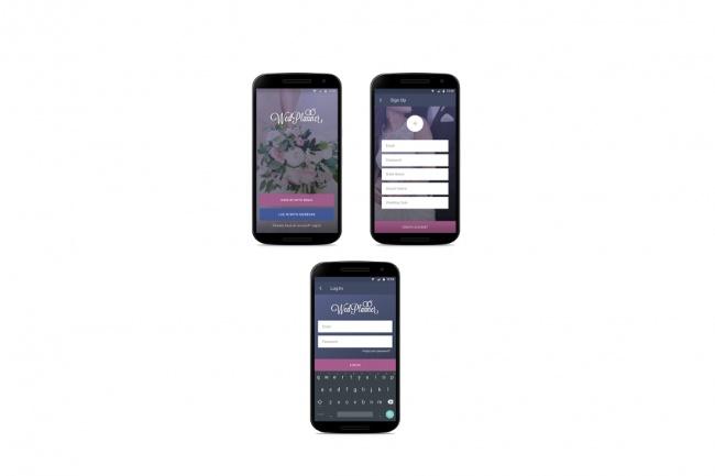 Разработка Android приложения 3 - kwork.ru