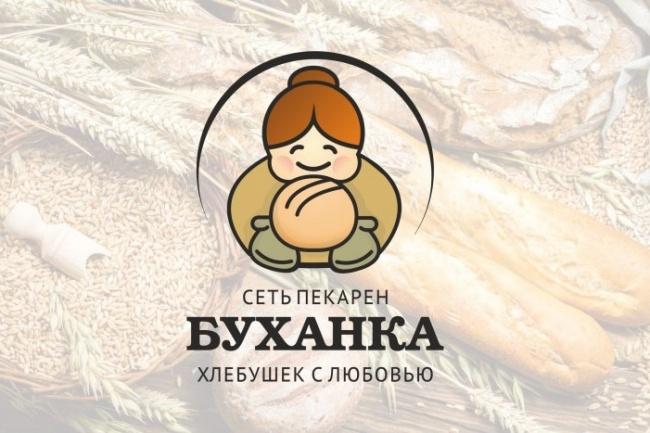 Креативный логотип со смыслом. Работа до полного согласования 106 - kwork.ru