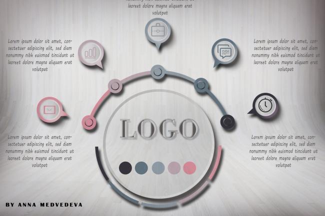 Инфографика любой сложности 50 - kwork.ru
